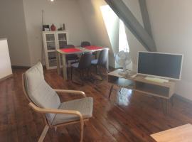 Studio centre ville, apartment in Figeac