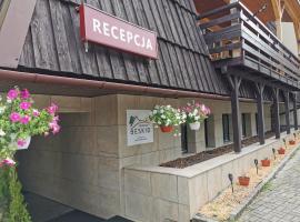 Ośrodek Beskid Fizjo & SPA Korbielów – hotel w Korbielowie