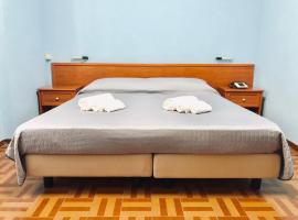 Hotel Primarosa, hotell i Salsomaggiore Terme