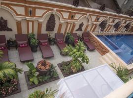 Reaksmey Chanreas Hotel, hotel in Siem Reap