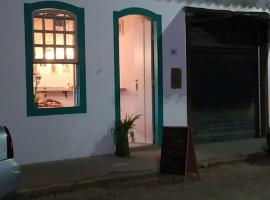Com Verso e Prosa RePouso e Café, guest house in Paraty