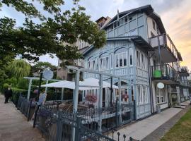 Chopina 29 Sopot Apartments – apartament w mieście Sopot