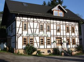 Gasthof zur Post, Hotel in der Nähe von: Skilift Neunkirchen, Siegen