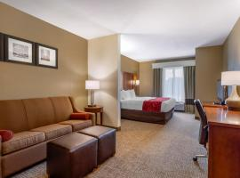 Comfort Suites North Knoxville, hotel in Knoxville