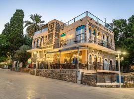Shirat Hayam Boutique Hotel, hotel in Tiberias