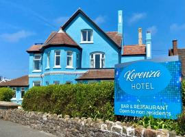 Kerenza Hotel Cornwall, hotel in Bude