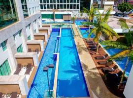 Blue Tree Premium Jade Brasília, hotel near SARAH Hospital, Brasilia