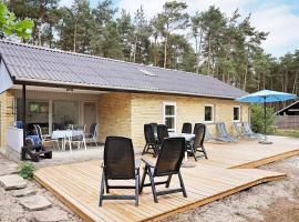 Holiday home Aakirkeby XVIII – willa w mieście Vester Sømarken