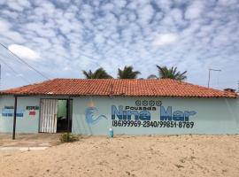 Pousada Nina, guest house in Luis Correia