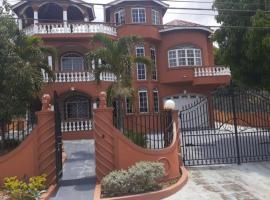 Cazwin Villas, homestay in Montego Bay