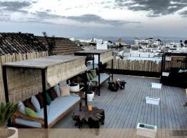 Silos19 Suites, hotel en Tarifa