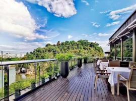 Jolie Vue Boutique Hotel Guilin (near Elephant Trunk Hill), отель в Гуйлине