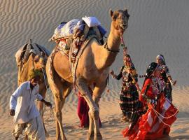 The Desert Safari, hotel in Jaisalmer