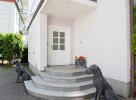 Villa Vivaldi, holiday home in Kühlungsborn