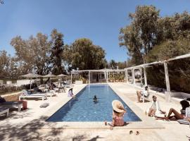 Yon at Tangaro, hôtel à Essaouira
