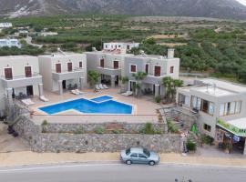 Nireides villas 'TOP DESTINATION', villa in Elafonisi