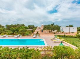Trullo OronCall con piscina, casa vacanze a San Vito dei Normanni