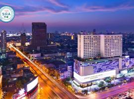 Grand Fortune Hotel Bangkok, hotel near Royal City Avenue, Bangkok