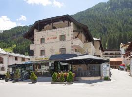 Hotel Gramaser: Ischgl şehrinde bir otel