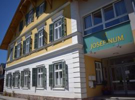 Frühstückspension Josefinum, Hotel in Bad Aussee
