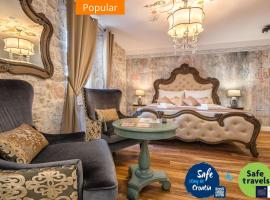 Plaza Marchi Old Town - MAG Quaint & Elegant Boutique Hotels, hotel near Cathedral of St. Domnius, Split