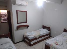 Hotel montanha da fé, hotel perto de Igreja São Benedito, Aparecida