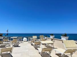 Hotel Cecina Beach, hotell i Marina di Cecina