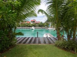 Olala Eden Island, hotel in Eden Island