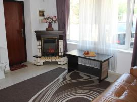 Boutique hotel on the Circus, hotel Szocsiban