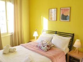 Anemone Cozy Apartment · Feel the urban experience, appartamento a Heraklion