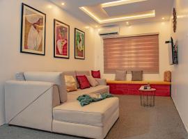 Apartments by Jenriana, hotel near Murtala Muhammed International Airport - LOS, Ikeja