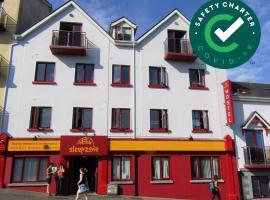 Sleepzone Hostel Galway City, ostello a Galway