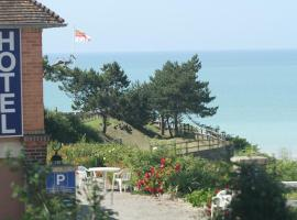 Hotel Royal Albion, hotel in Mesnil-Val-Plage