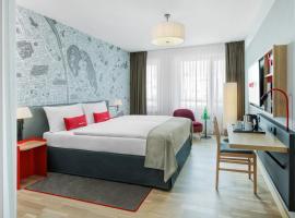 IntercityHotel Graz, hotel in Graz