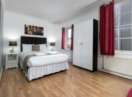 London City Stay, apartment in London