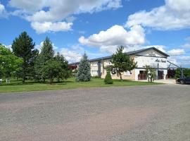 Hotel Air-lane, hôtel à Saint-Léger-sous-Brienne près de: Nigloland