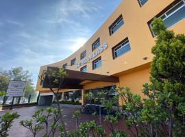 Hotel Palass, hôtel à Toluca