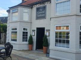 The General Tarleton, hotel in Knaresborough