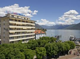 Garni Rondinella, hotel in Locarno