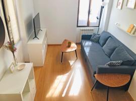 Apartamento The Wall Xperience, apartment in León