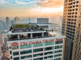City Garden Grand Hotel - Multiple Use Hotel, hotel in Manila