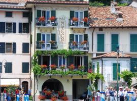 Albergo Ristorante Montebaldo, hotel in zona Lago di Ledro, Limone sul Garda