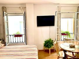 Ana's Apartment II, apartamento en Málaga