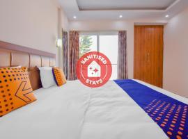 Vaccinated Staff - SPOT ON 79122 Divyshwari Residency, hotel in Dehradun