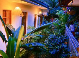 Magic Garden Tarapoto, hotel with pools in Tarapoto