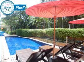 Jinta Andaman - SHA Plus, hotel in Kata Beach