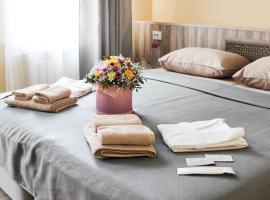 Flowers Hotel, отель в Якутске