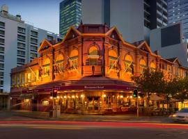 European Hotel, hotel in Perth