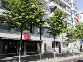 Aparthotel Adagio Paris Buttes Chaumont, hotel in Paris