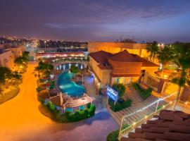 Madareem Crown Hotel, hotel near King Khalid Airport - RUH, Riyadh